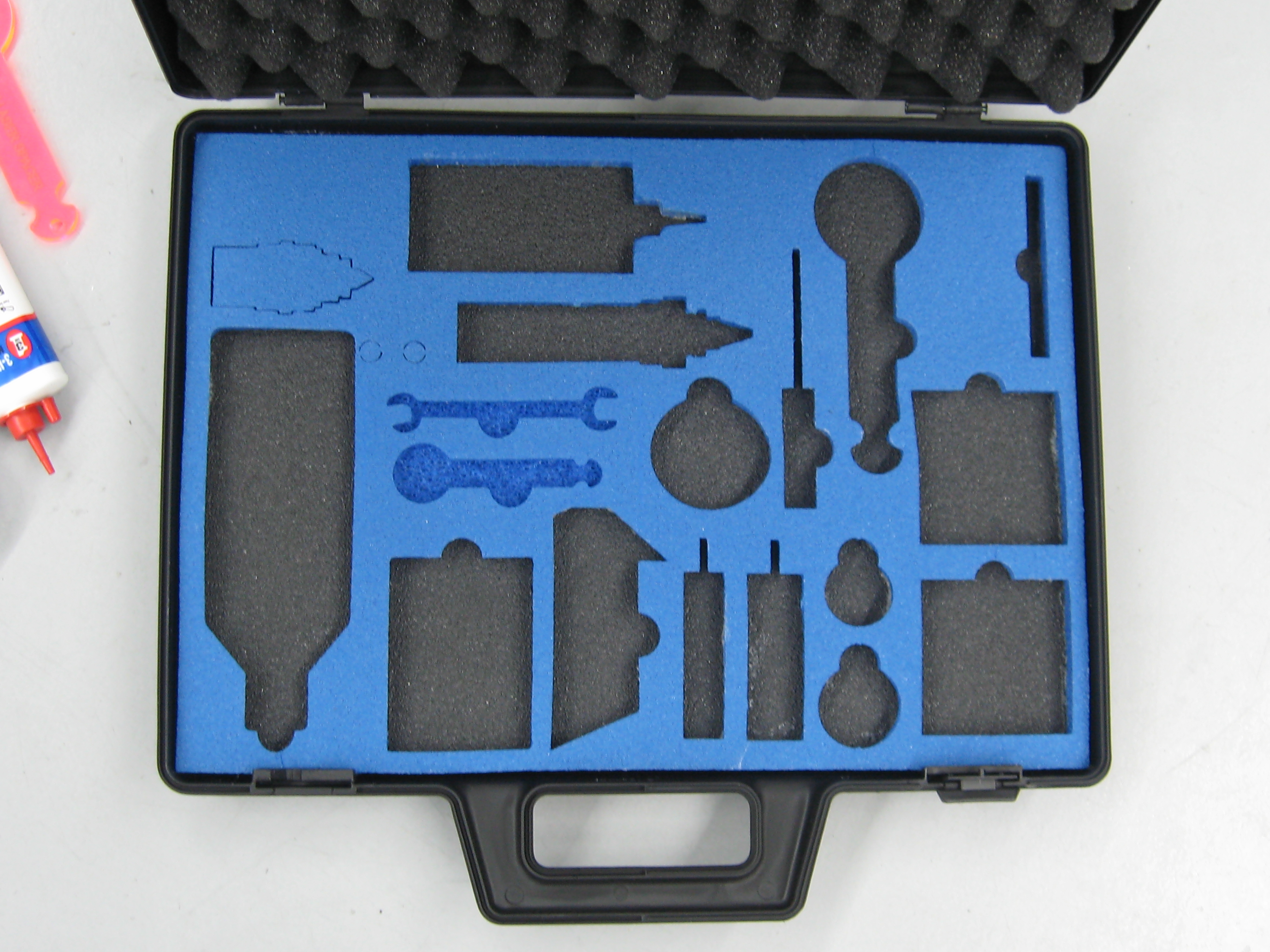 foam tool cutouts